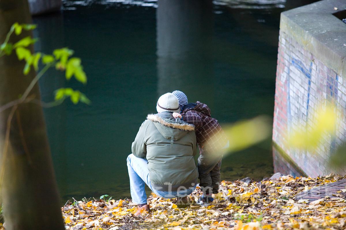 Vater, Sohn, lernen, kleinbildkunst, Fotografie, Fotokurs, Bremen